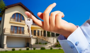 Setting the selling price for the house on probate.